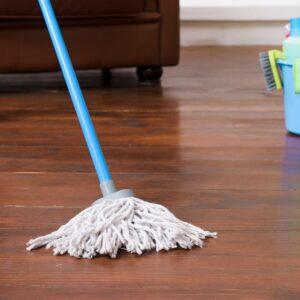 Curățare Pardoseli Dure