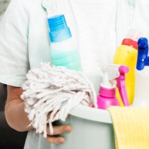 Curățenie de întreținere